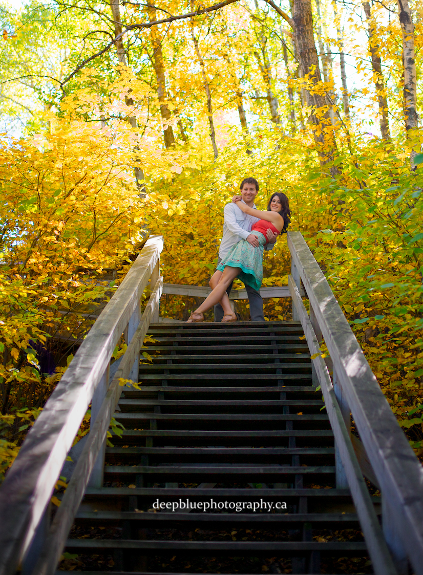 Emily Murphy Park Engagement Pictures