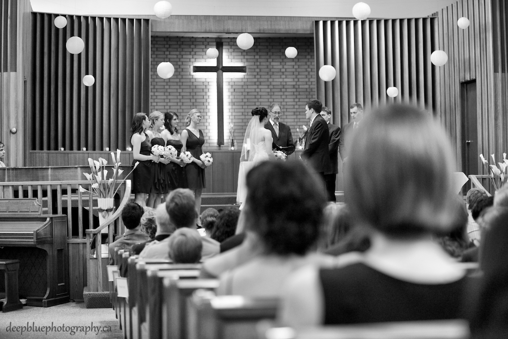 Zion Baptist Community Church Wedding Ceremony Pictures