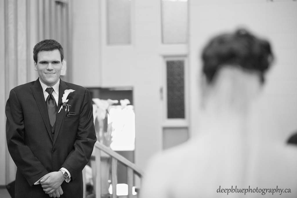 Zion Baptist Community Church Wedding Photos