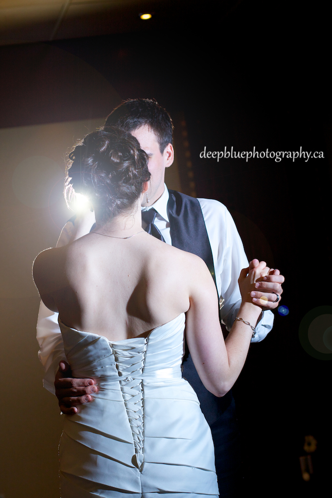 Natalie and Chris First Dance