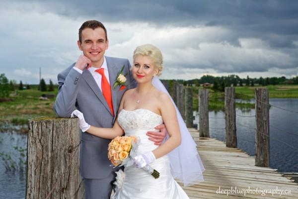 St George Ukrainian Catholic Parish Wedding – Viktoriya & Nick