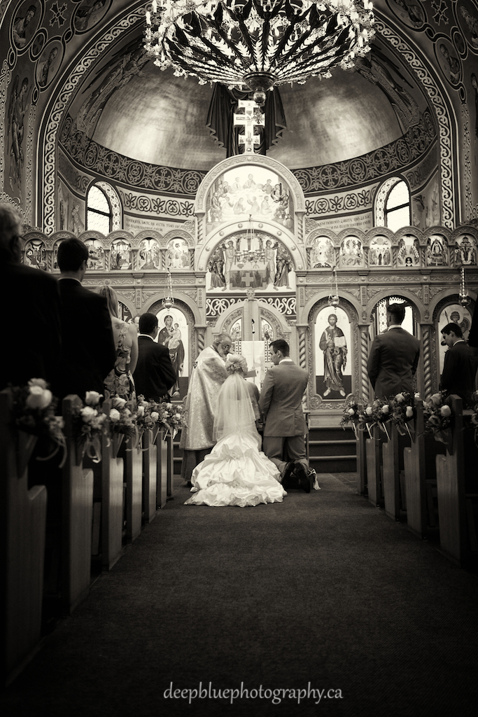 St George Ukrainian Catholic Parish Wedding Pictures