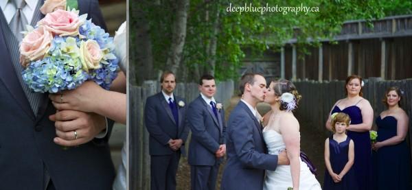 Clerks Quarters Wedding Edmonton – Rachel & Shaun