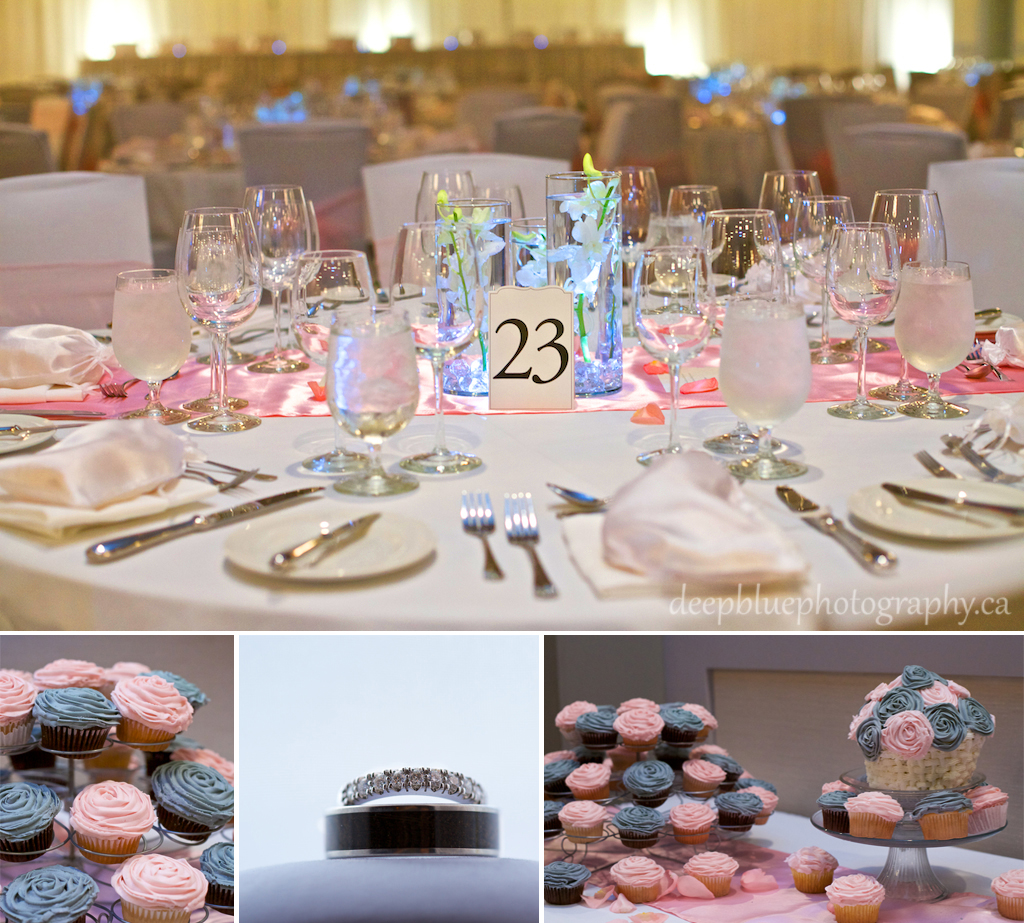 Grande Prairie Wedding Photography Reception Coverage By Deep Blue Photography