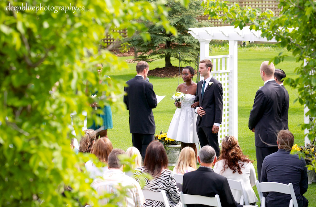 Countryside Golf And Country Club Wedding Cermony