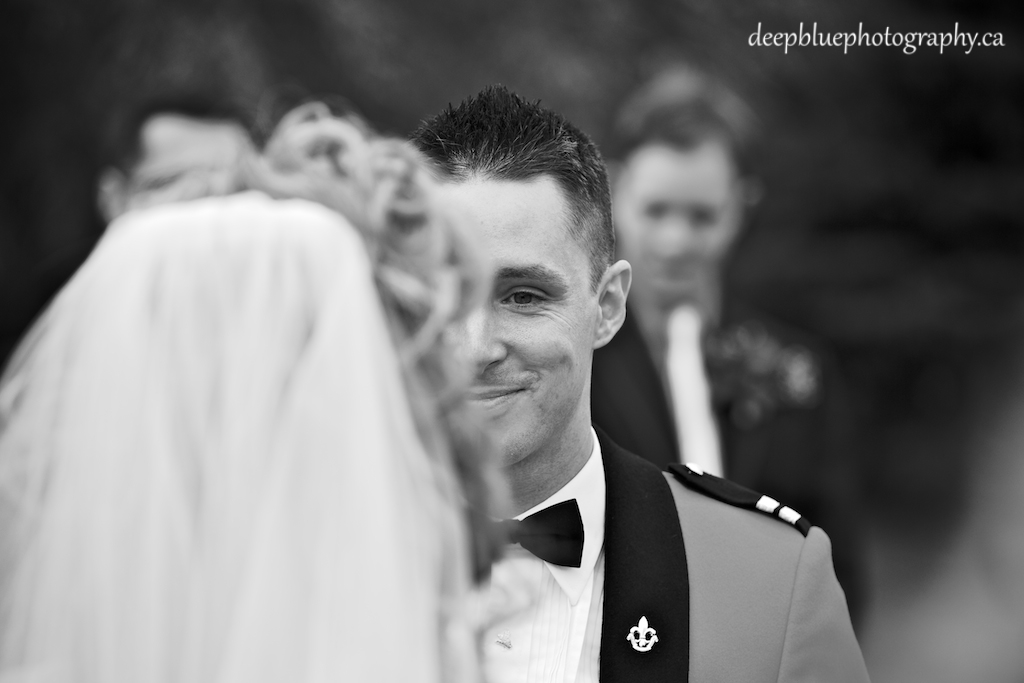 Jocelyn Reciting His Vows