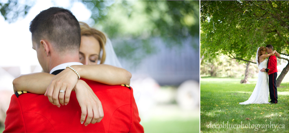 Late Summer Wedding Portraits At A Country Wedding In Wetaskiwin
