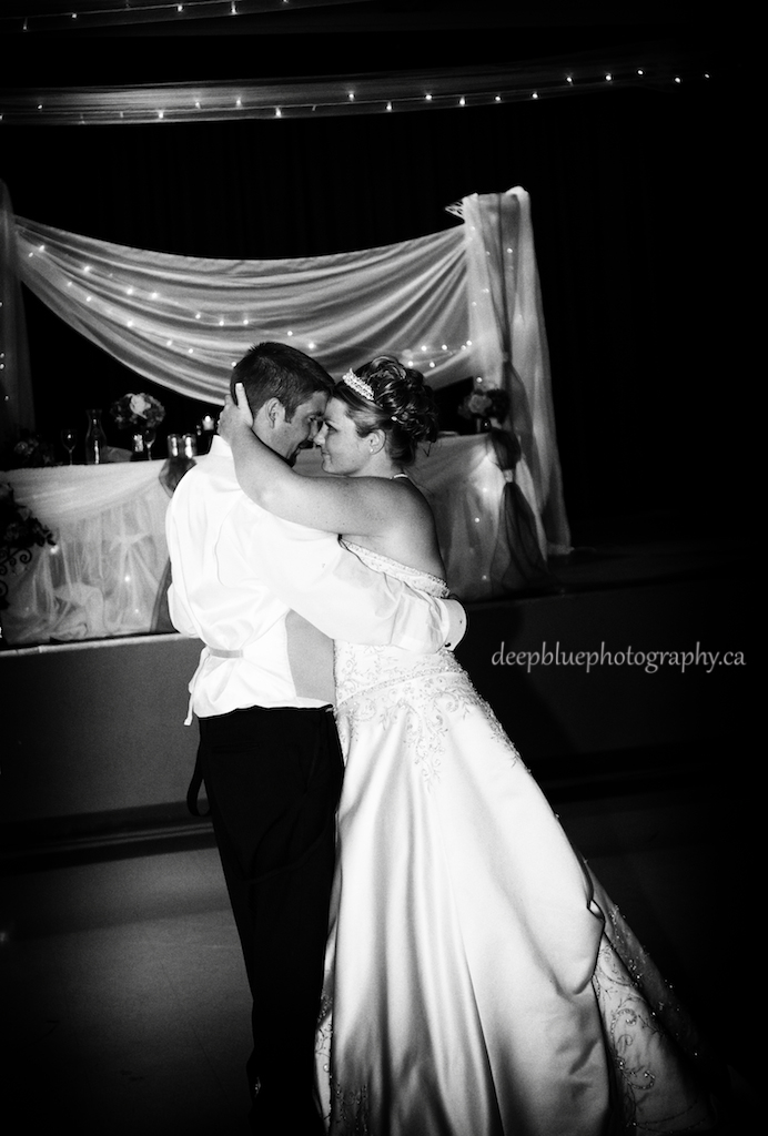 Wetaskiwin Memorial Center Wedding Dance