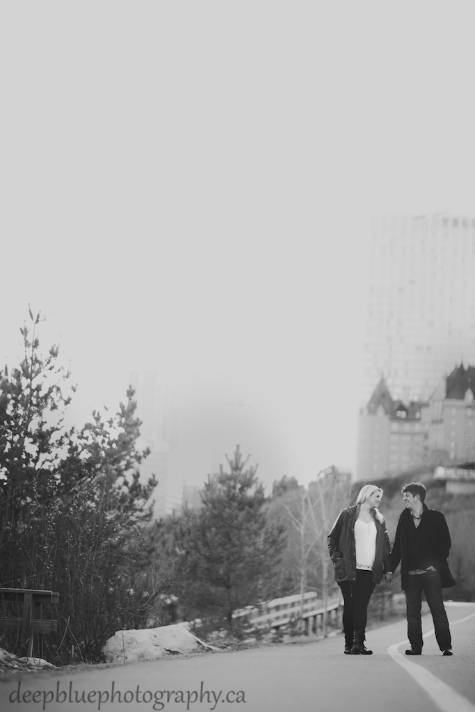 Downtown Engagement with the Hotel MacDonald