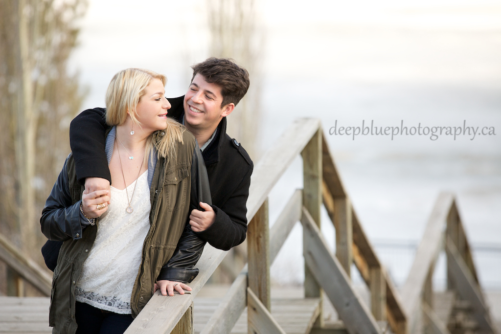 Louise McKinney Park Engagement Photography By Deep Blue Photography