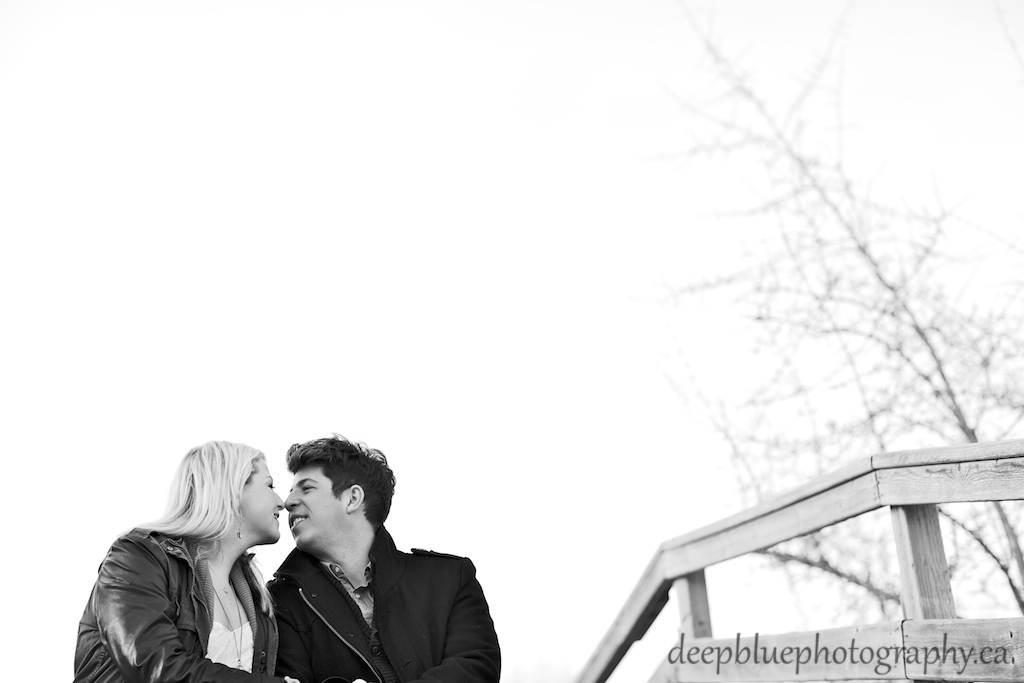 Louise McKinney Park Engagement Photography
