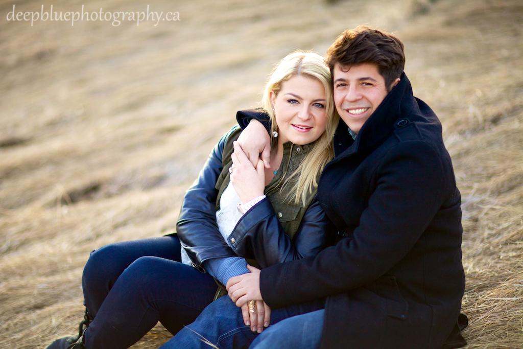 Megan and John Sweet Engagement Photography