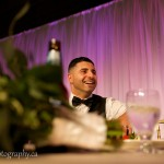 Wedding reception at the Shaw Conference Centre