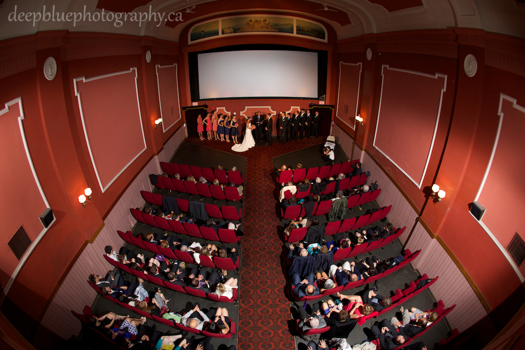 princess theatre wedding edmonton
