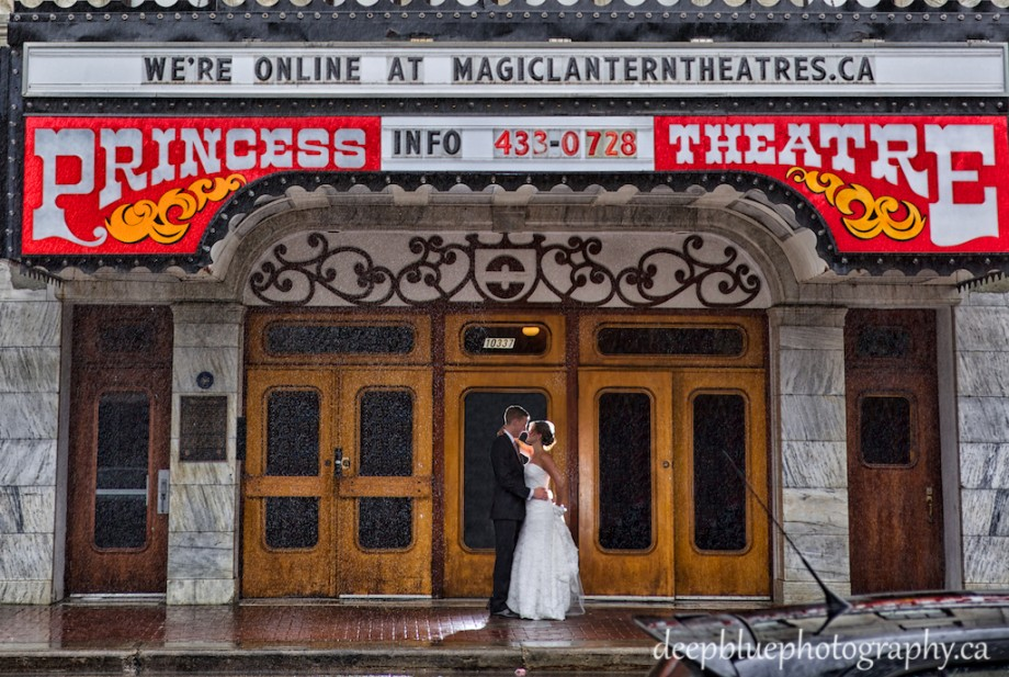 Fringe Arts Barn Wedding – Princess Theatre Wedding