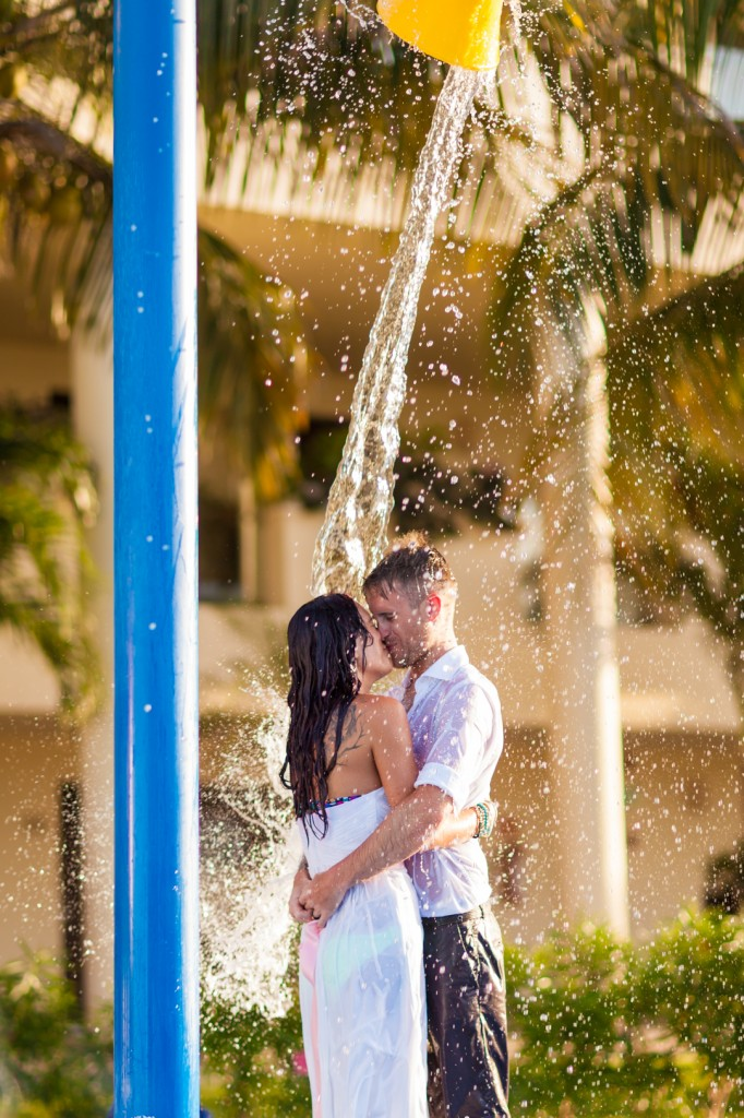 Trash the Dress Destination Wedding
