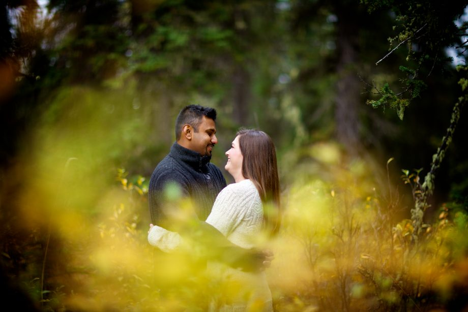 Jasper Engagement Photography – Cass & Nick
