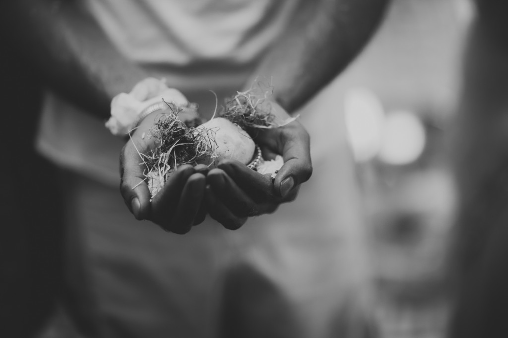 Photo of Hindu Groom's Hands