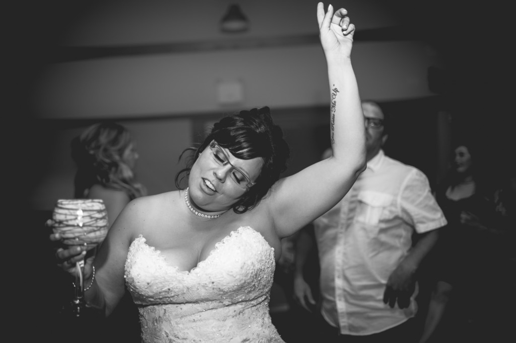 Candid Reception Photography