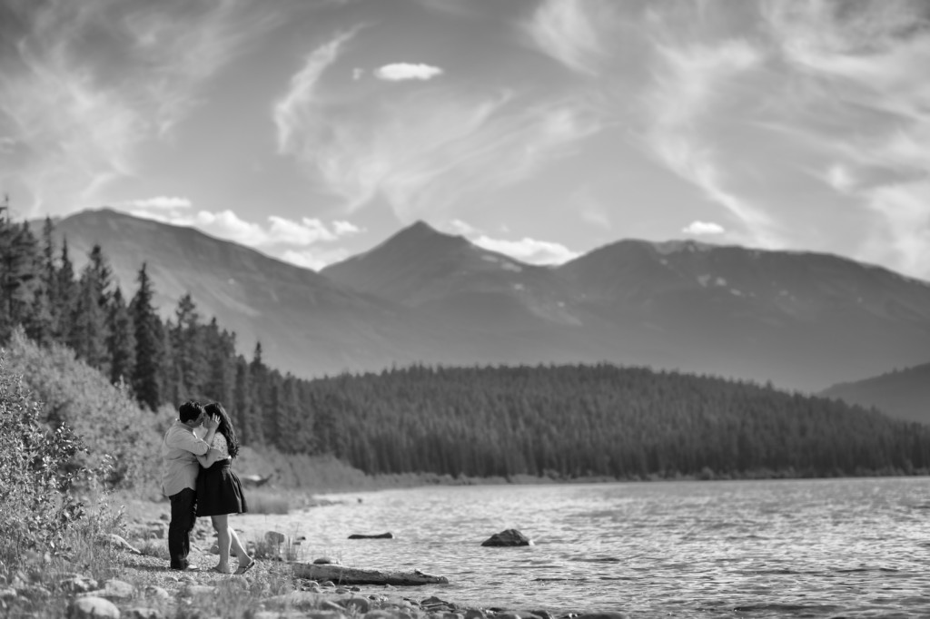 Jasper Engagement Pictures - Cheryl & Lester