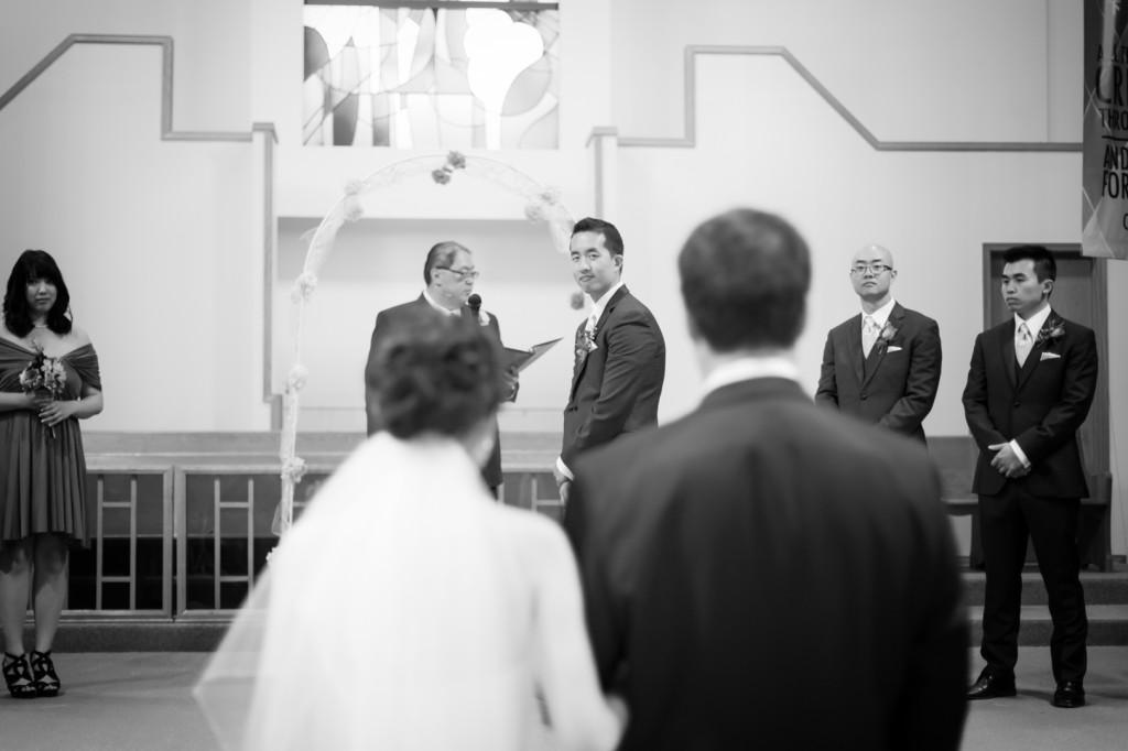 Chinese wedding in Edmonton