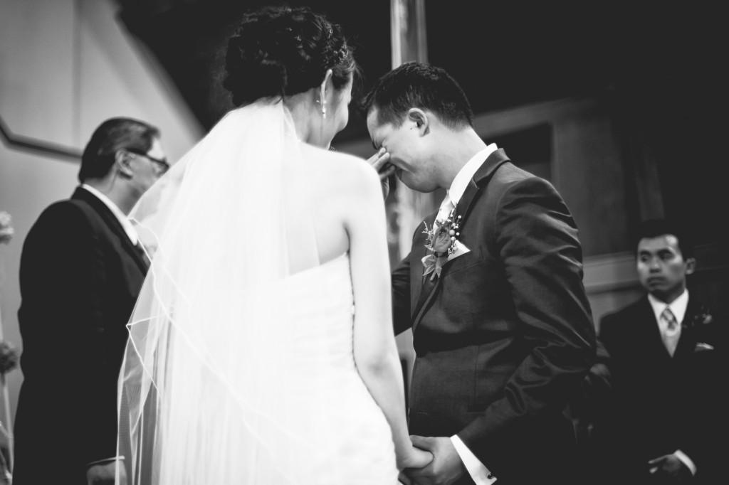 Chinese Baptist Wedding Edmonton