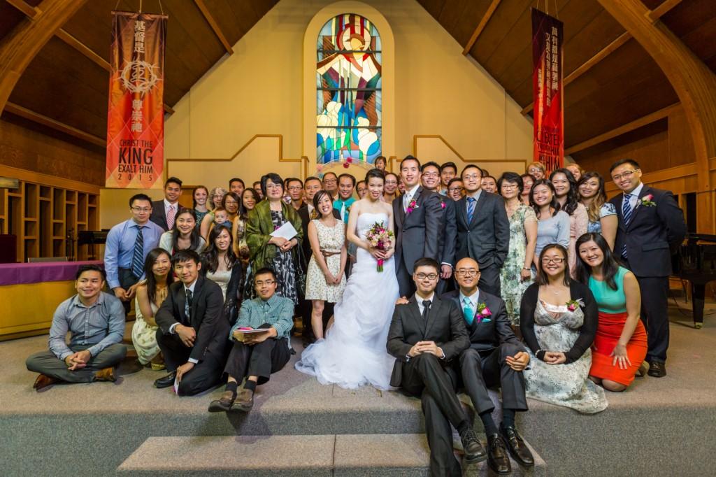 Edmonton Wedding Ceremony Photographers