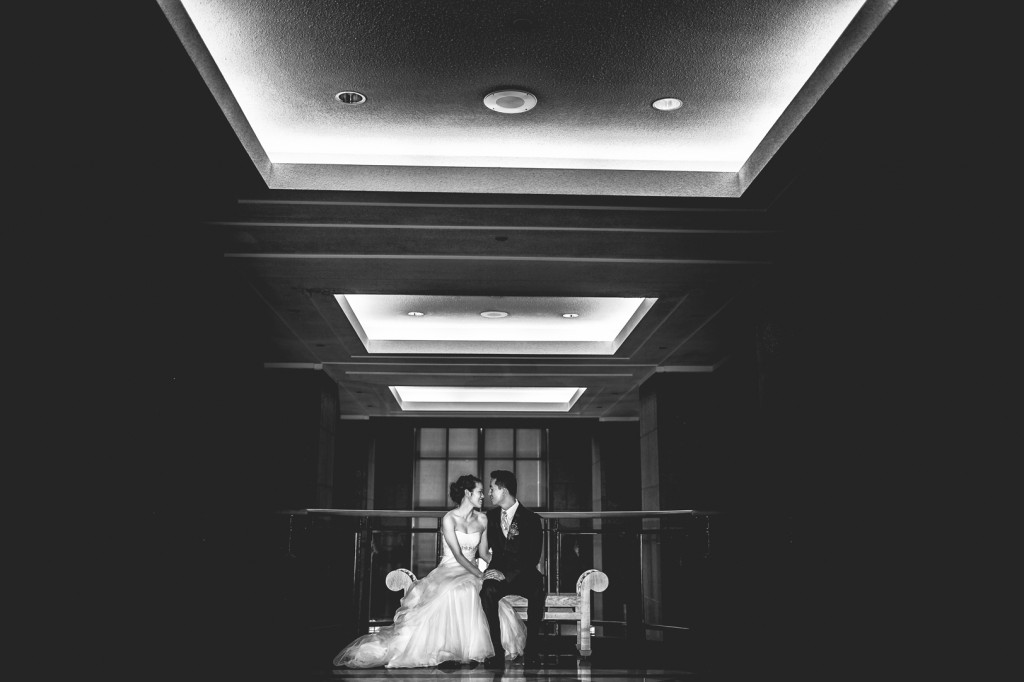 Commerce Place Wedding Photography