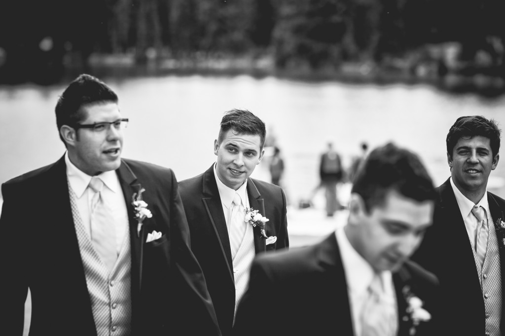 Wedding at Jasper Park Lodge