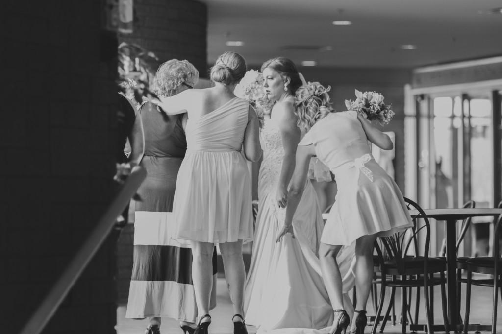 La Cite Francophone Wedding Ceremony