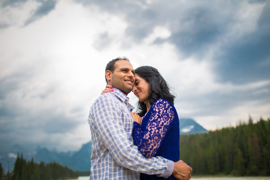Jasper Engagement Photos – Meena & Harman