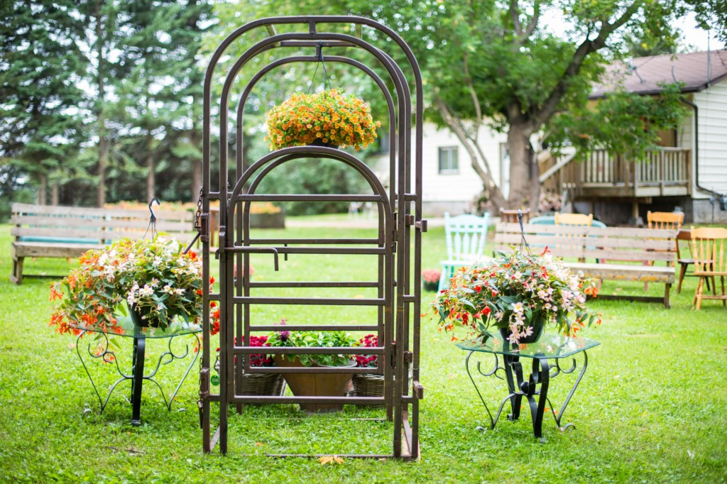 Rustic Country Wedding In Athabasca