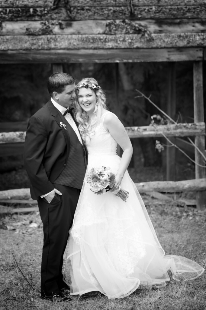 Athabasca Wedding Portraits