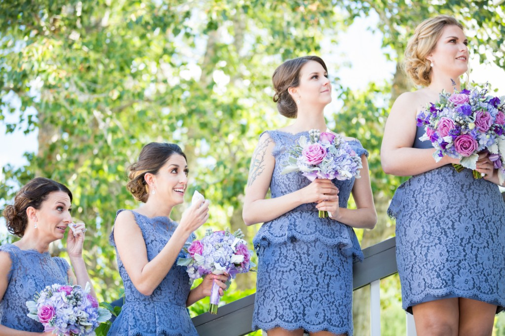 Hastings Lake Wedding Bridesmaids Pictures