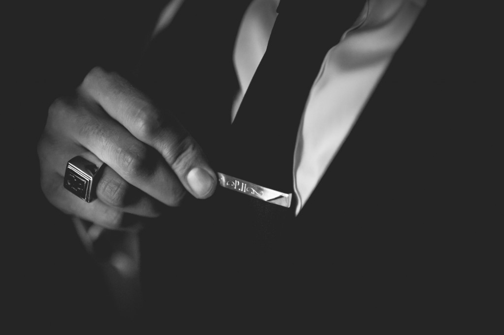 Groom Wedding Details