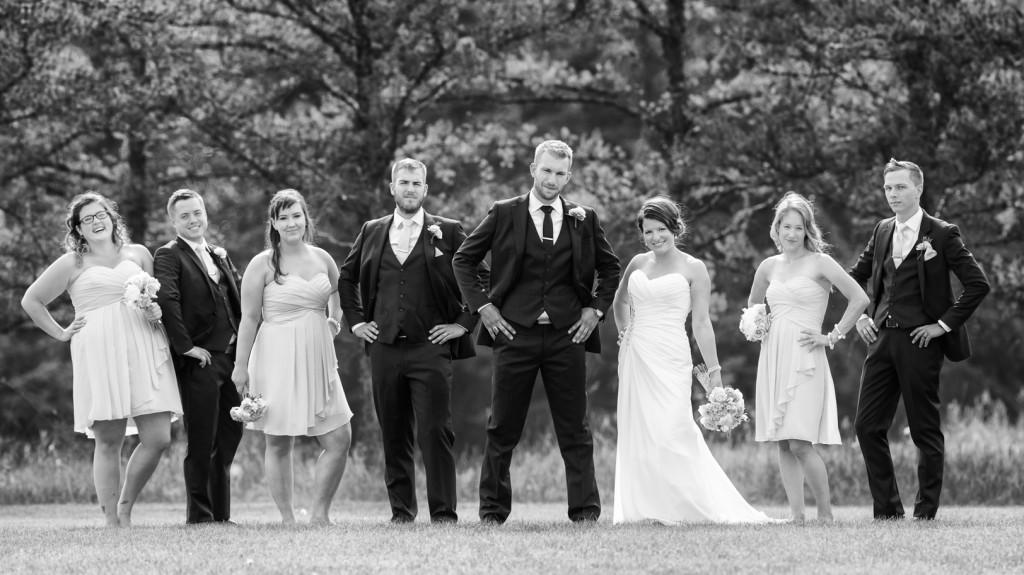 Snow Valley Wedding