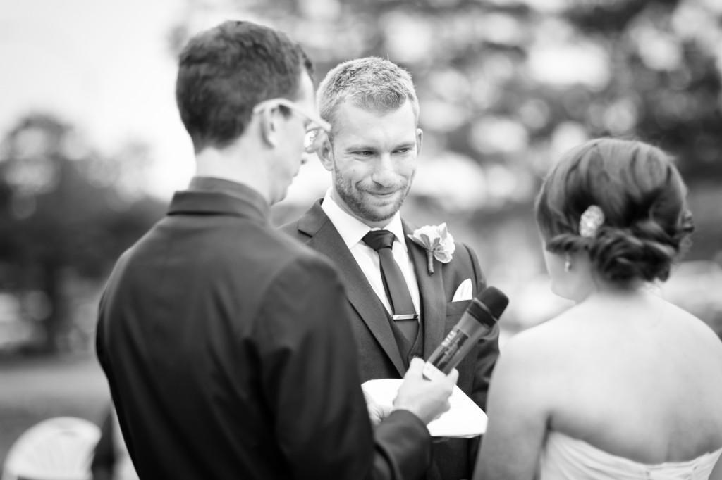 Wedding Ceremony Snow Valley Edmonton