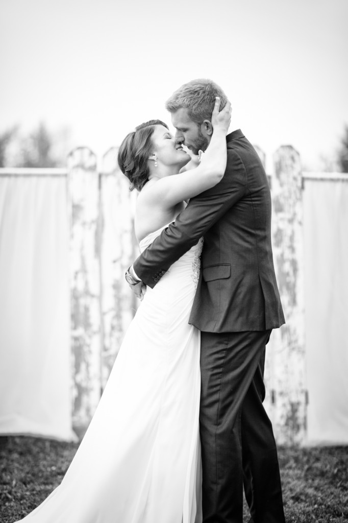 Snow Valley Wedding Outdoor Ceremony