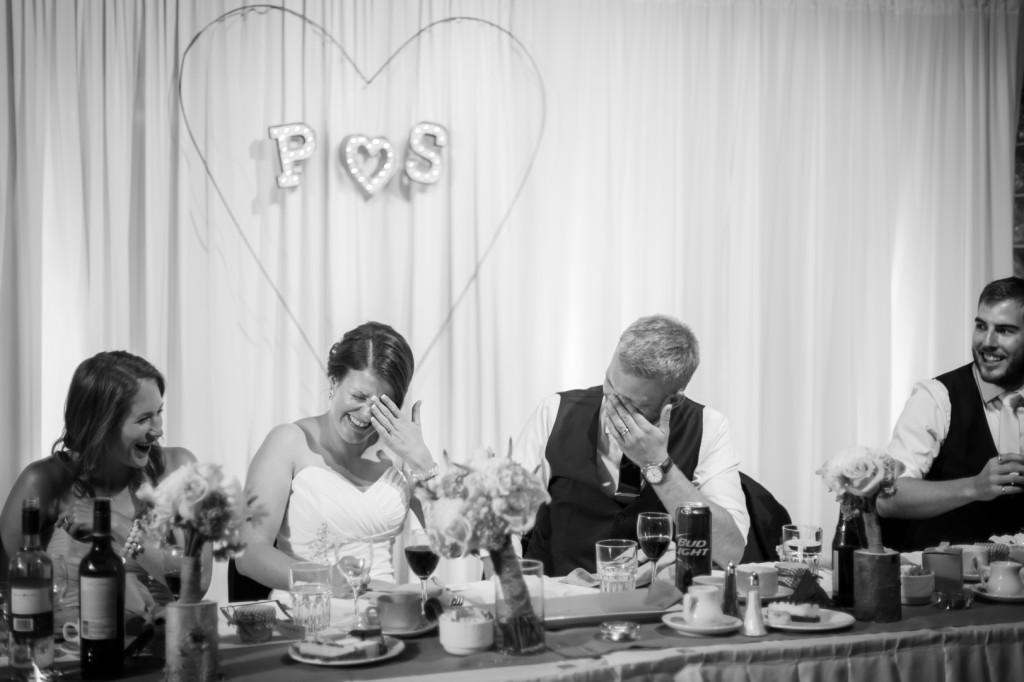Snow Valley Wedding Reception