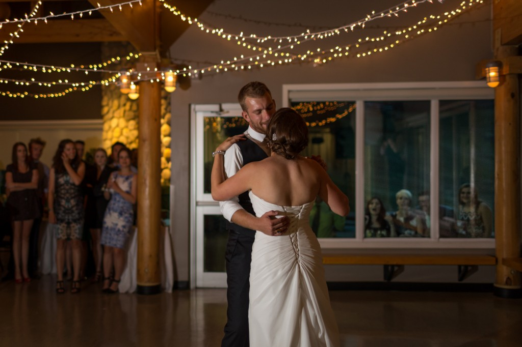 Snow Valley Wedding First Dance