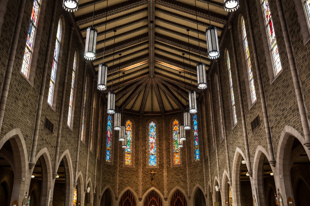 St Josephs Basilica Details