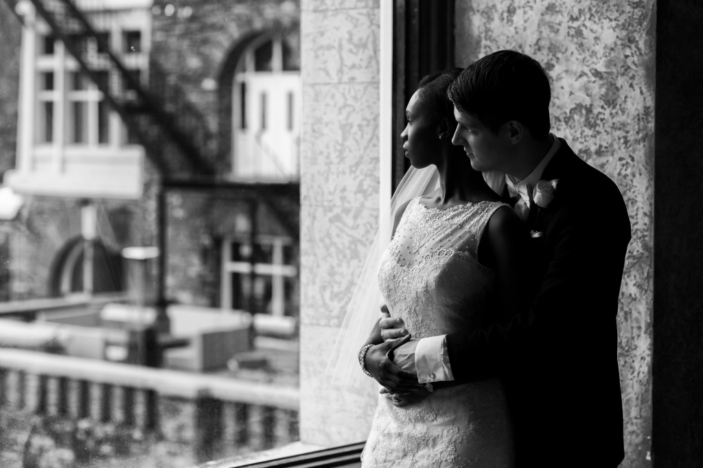 Indoor Wedding Photos Banff