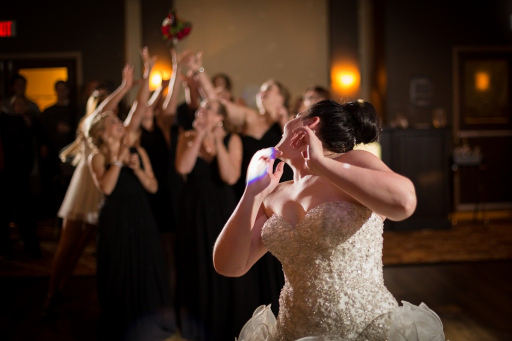 Bouquet Toss Ideas