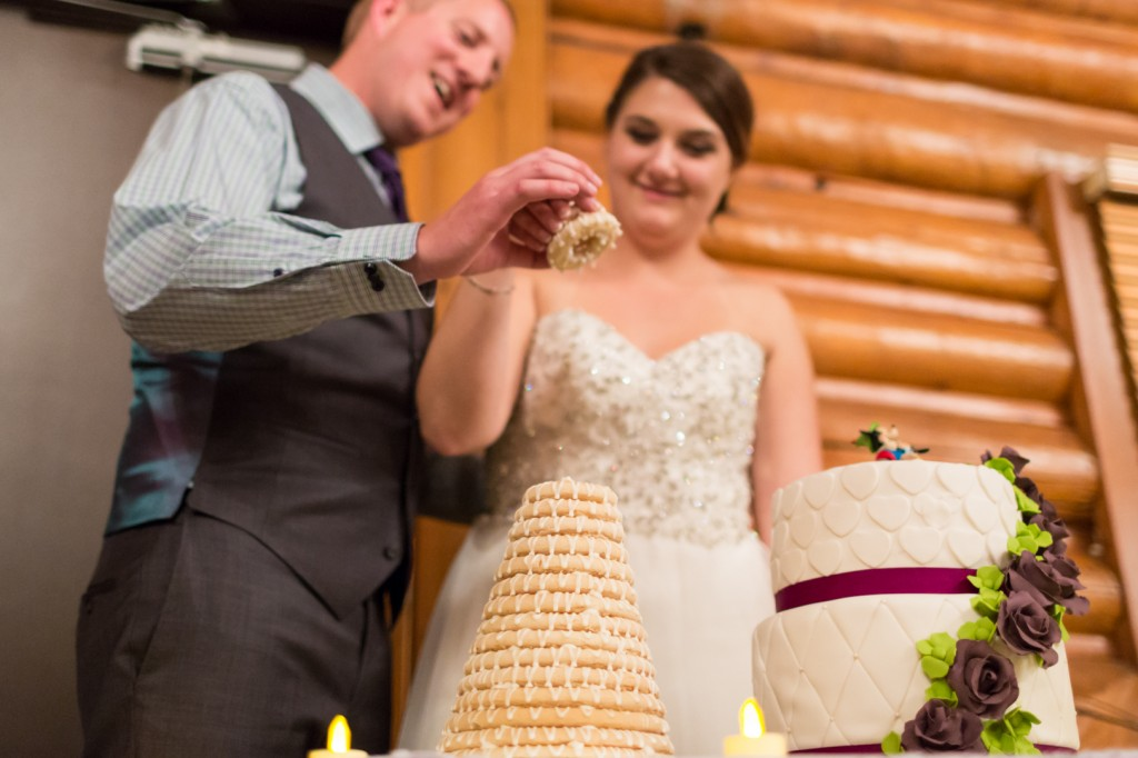 Cake Cutting Photo