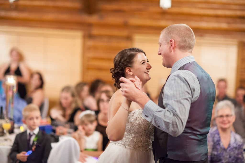 Westerner Chalet Wedding Dance