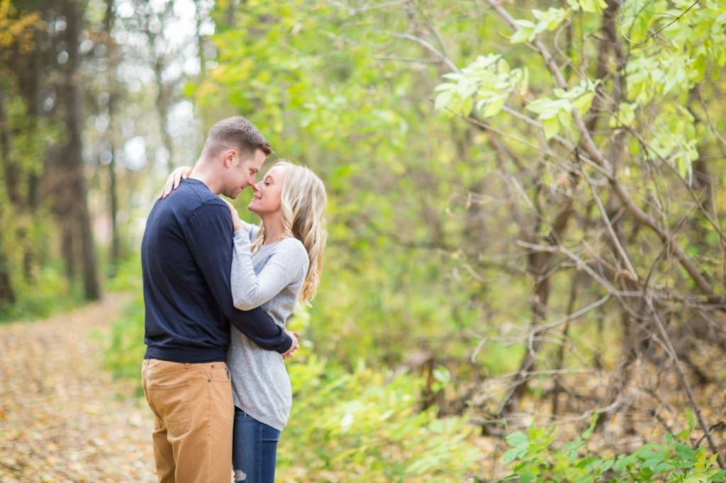 Deep Blue Photography Engagement