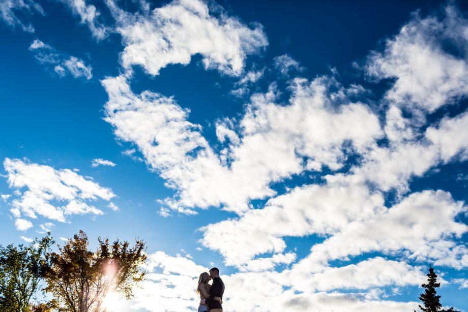 Autumn Engagement Photos – Paige & Ian