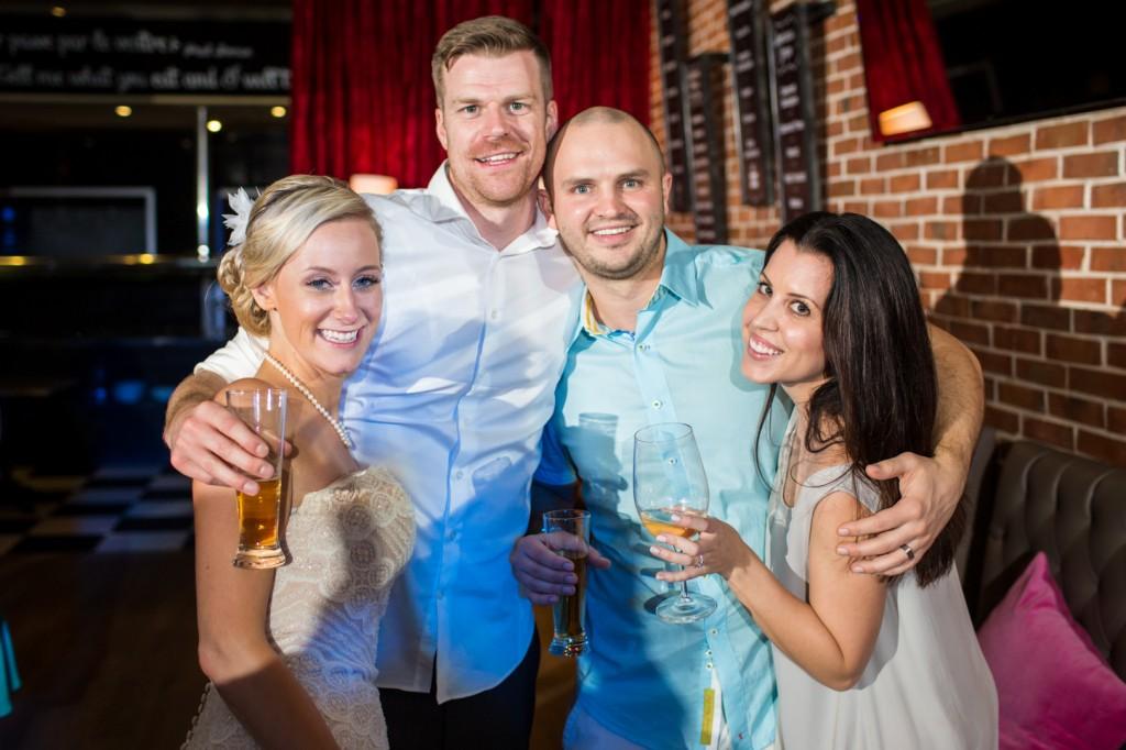 Wedding Photos Azul Fives