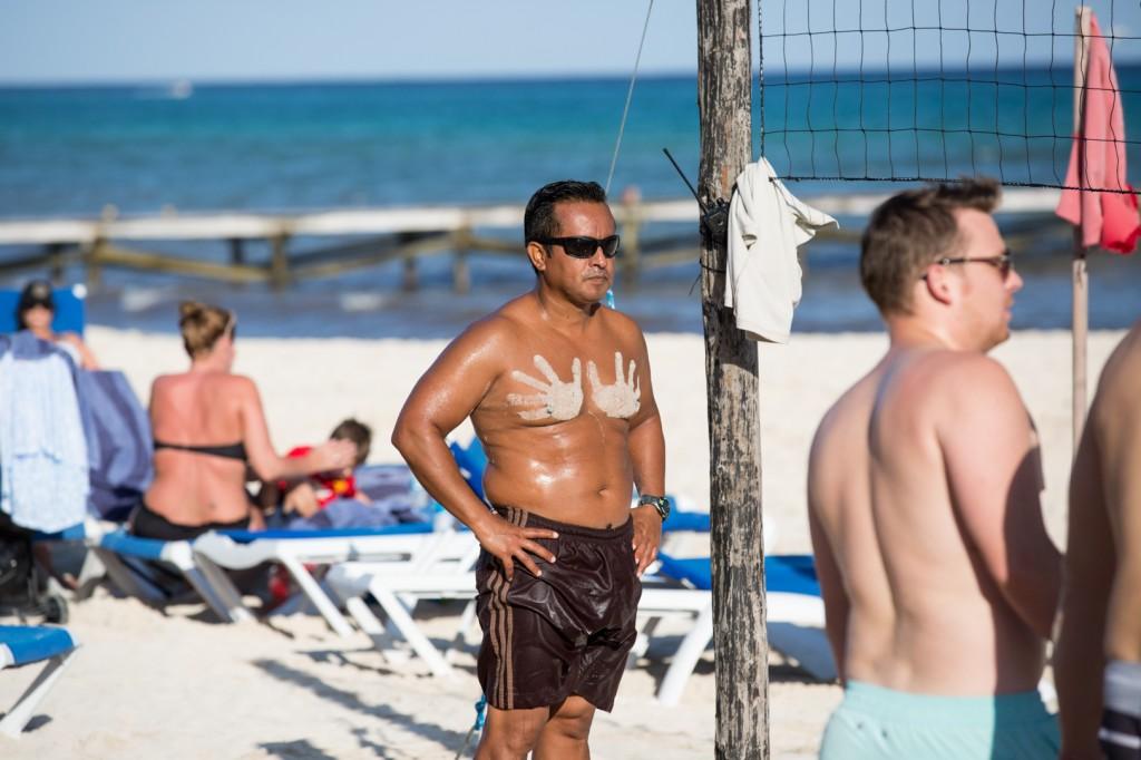 Azul Resort Volleyball