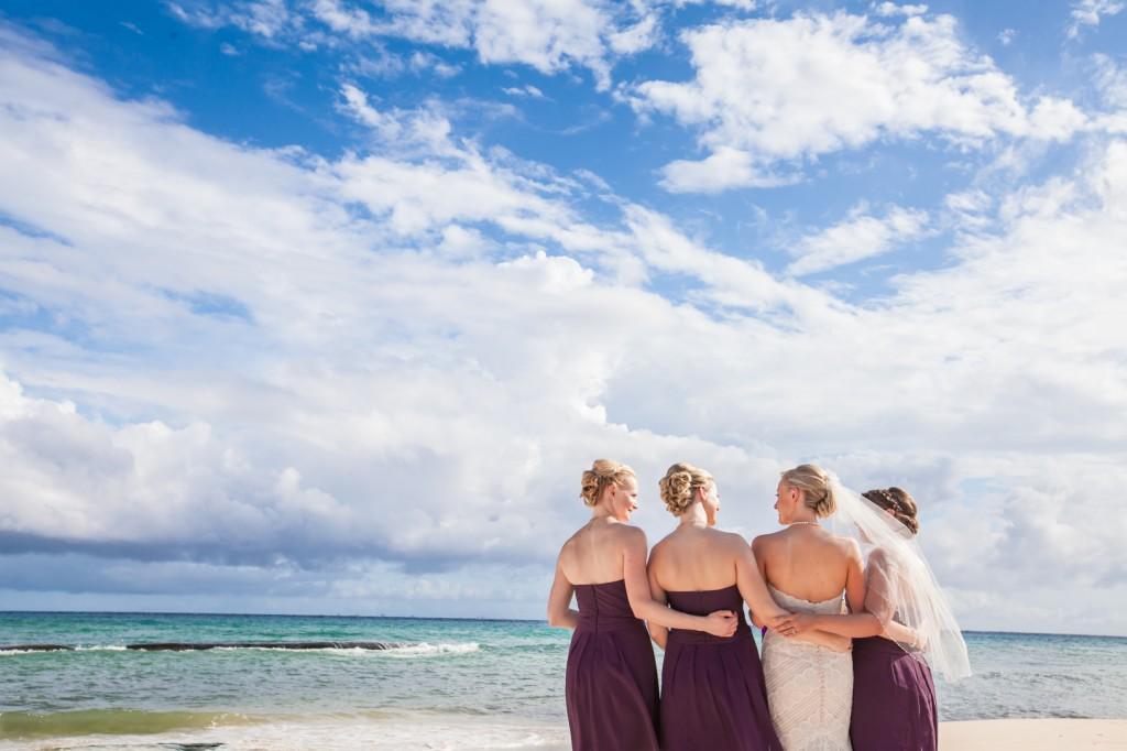 Destination Bridesmaid Photo